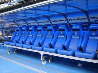 RECARO Stadium Dugout Seats