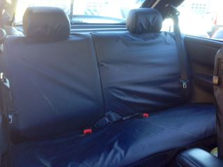 Picture of Ford Escort RS Cosworth - Protective Rear Seat Cover