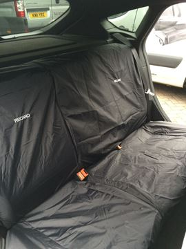 Picture of Ford Focus RS Mk3 - Protective Rear Seat Cover