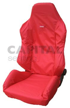 Picture of Honda Integra Type R DC5 - Protective Seat Cover