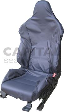 Picture of VW Golf GTi Mk5/Mk6/Mk7 (Wingback) - Protective Seat Cover