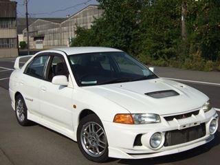 Picture of Mitsubishi Evo 2/3/4