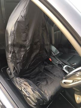 Picture of Vauxhall Astra VXR - Protective Seat Cover