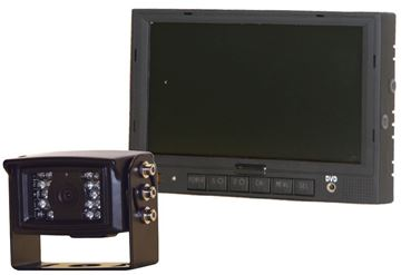 Picture of Capital CRV760 Split-Screen Camera System