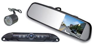 Picture of Capital CRV430 Mirror Camera System