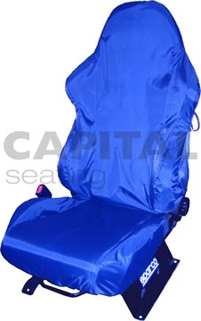 Picture of Ford Puma Racing - Protective Seat Cover